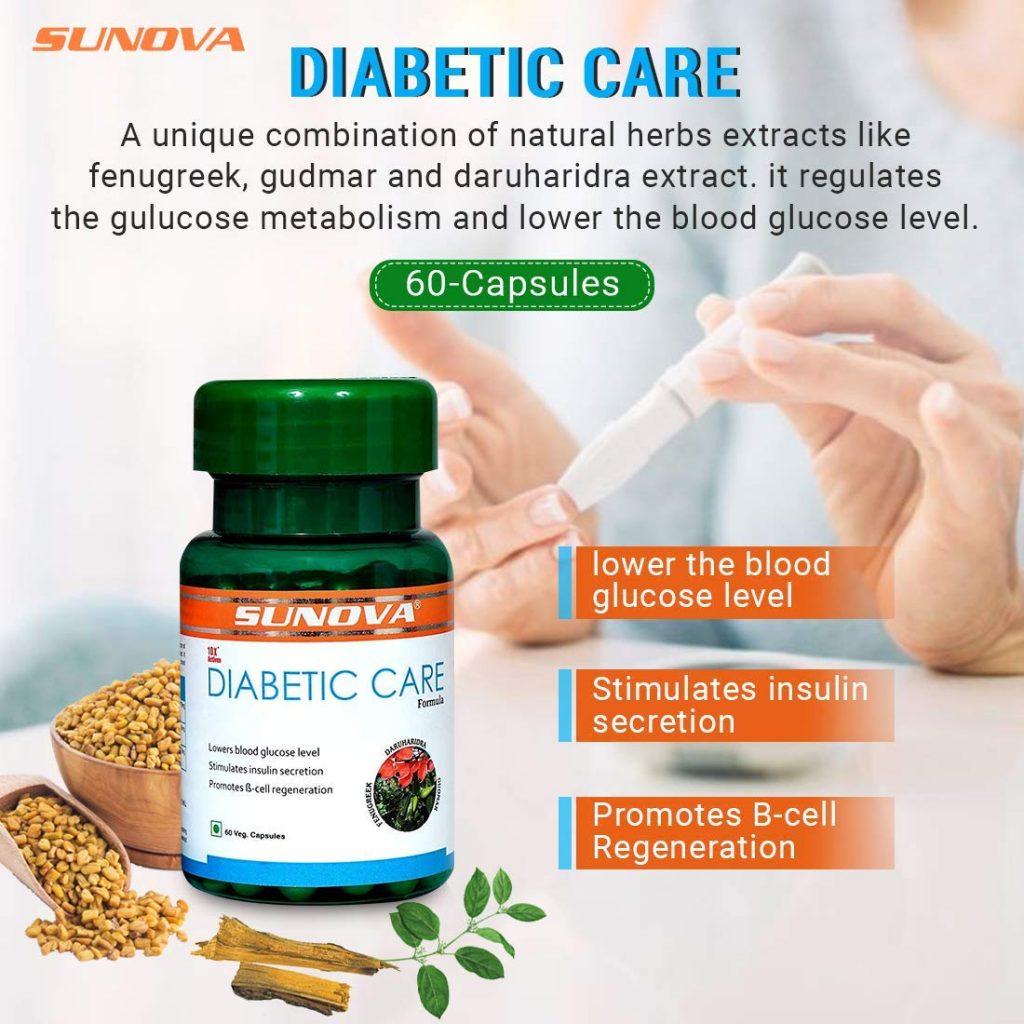Sunova Diabetic Care